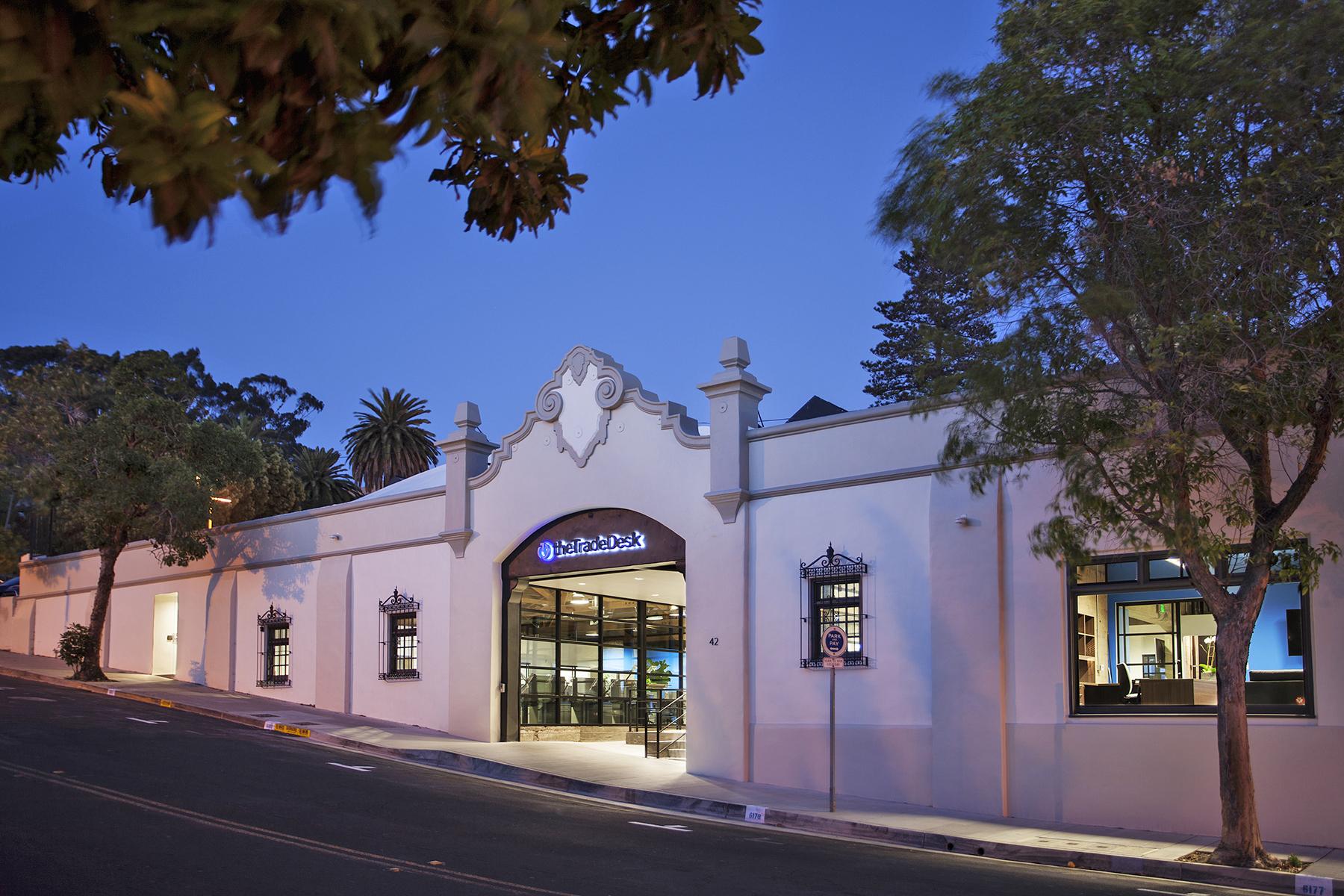 Santa Barbara Commercial Architect